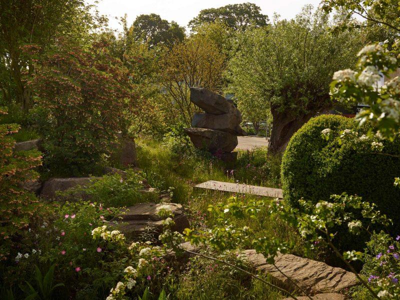 Chatsworth Laurent Perrier Garden